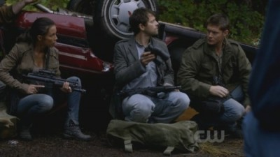 Supernatural - 05x04 The End