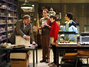 The Big Bang Theory - 03x02 The Jimmy Conjecture