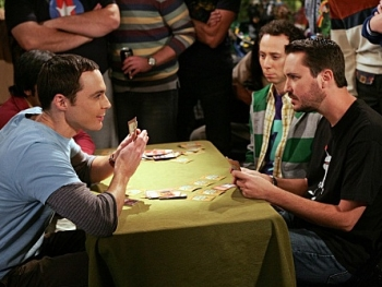 The Big Bang Theory - 03x05 The Creepy Candy Coating Corollary