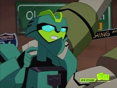 Transformers: Animated - 03x05 Where Is Thy Sting