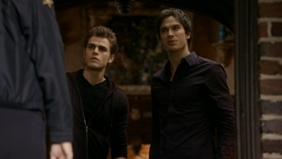 The Vampire Diaries - 01x10 The Turning Point