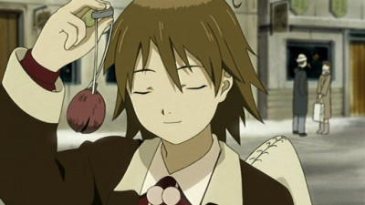 Haibane Renmei - 01x12 Bell Nuts - Passing of the Year Festival - Reconciliation