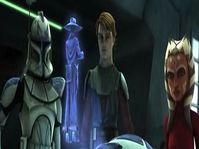 Star Wars: The Clone Wars - 02x02 Cargo of Doom
