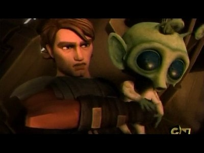 Star Wars: The Clone Wars - 02x03 Children of the Force