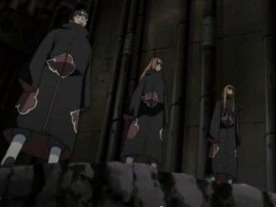 Naruto: Shippuden - 06x20 In Attendance, the Six Paths of Pain