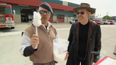 MythBusters - 07x15 Greased Lightning