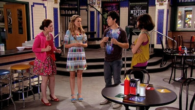 Wizards of Waverly Place - 03x04 Three Monsters
