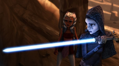 Star Wars: The Clone Wars - 02x06 Weapons factory