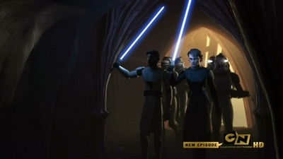 Star Wars: The Clone Wars - 02x07 Legacy of Terror