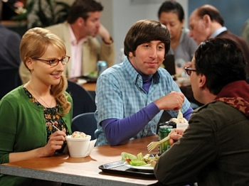 The Big Bang Theory - 03x10 The Gorilla Experiment