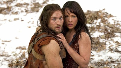 Spartacus: Blood and Sand - 01x01 The Red Serpent