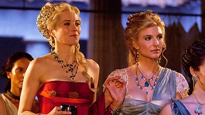 Spartacus: Blood and Sand - 01x03 Legends