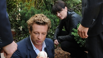 The Mentalist - 02x10 Throwing Fire