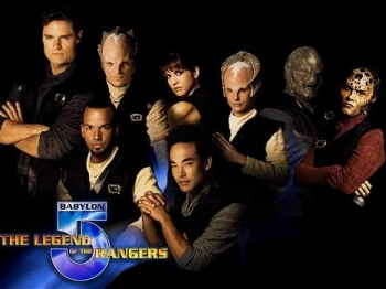 Babylon 5 - 05x23 Babylon 5: The Legend of the Rangers: To Live and Die in Starlight