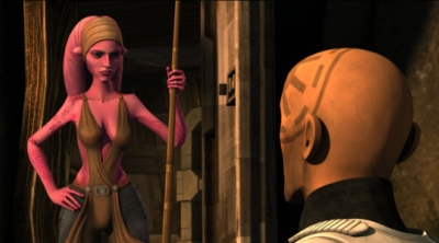 Star Wars: The Clone Wars - 02x10 The Deserter
