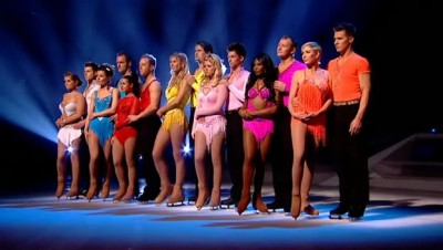 Dancing on Ice (UK) - 05x03 Series 5, Show 1 (Results)