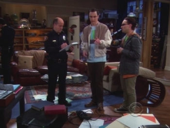 The Big Bang Theory - 03x13 The Bozeman Reaction