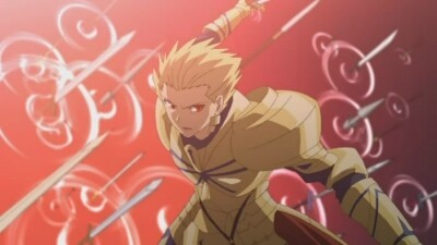 Fate/stay night  - 01x19 The Golden King