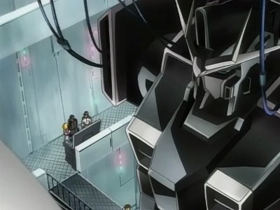 Mobile Suit Gundam SEED Destiny (JP) - 01x25 Place of Sin
