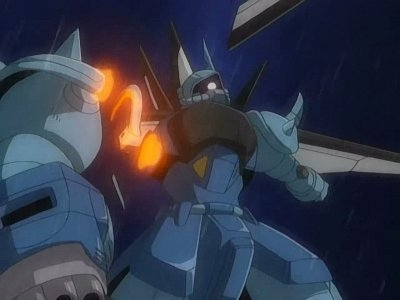 Mobile Suit Gundam SEED Destiny (JP) - 01x37 The Thundering Darkness
