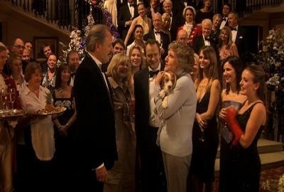To the Manor Born (UK) - TV Special: Christmas Special Screenshot