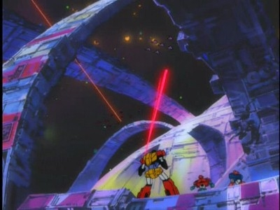 Transformers Armada - 01x01 First Encounter (Part 1 of 3)