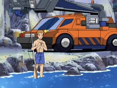 Transformers Armada - 01x19 Vacation