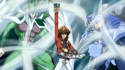 Yu-Gi-Oh! GX - 01x18 The King of the Copycats Part 1