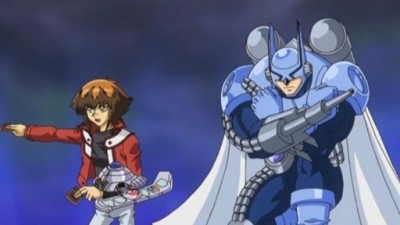 Yu-Gi-Oh! GX - 03x48 The Power Within (2)