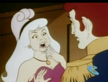 Captain Caveman & the Teen Angels - 03x16 Lights, Camera... Cavey! Screenshot