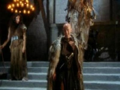Robin of Sherwood (UK) - 03x13 The Time of the Wolf (2)