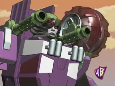 Transformers Cybertron - 01x18 Champion
