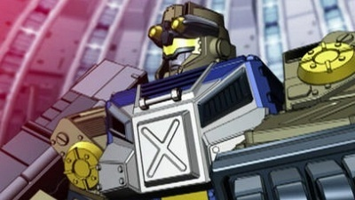 Transformers Cybertron - 01x48 Homecoming