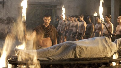 Spartacus: Blood and Sand - 01x07 Great and Unfortunate Things