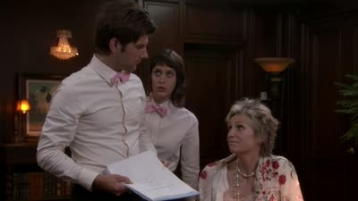 Party Down - 02x10 Constance Carmell Wedding Screenshot