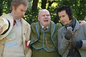 The Wind in the Willows (UK) - TV Movie: Kenneth Grahame's The Wind in the Willows  Screenshot