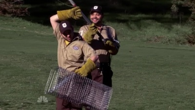 Parks and Recreation - 02x18 The Possum