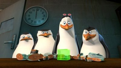 The Penguins of Madagascar - 01x45 Jiggles