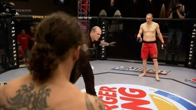 The Ultimate Fighter - 11x07 Coming For Blood