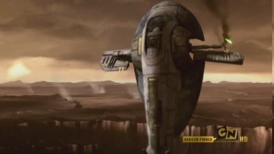 Star Wars: The Clone Wars - 02x22 Lethal Trackdown