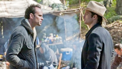 Justified - 01x10 The Hammer