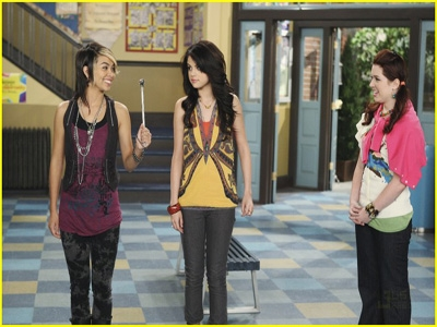 Wizards of Waverly Place - 03x14 Third Wheel