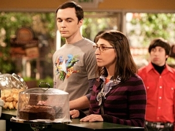 The Big Bang Theory - 03x23 The Lunar Excitation