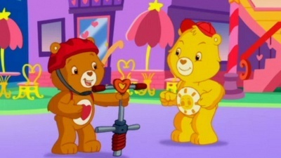 Care Bears: Adventures in Care-a-Lot - 02x11 Forget It / Gone Screenshot