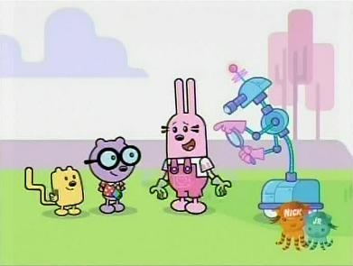 Wow! Wow! Wubbzy! - 01x24 Where's My Wiggle Wrench?; You Gotta Have Art