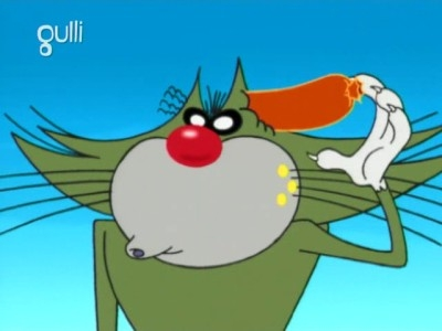 Oggy and the Cockroaches 1x02 It's All under Control - ShareTV  Oggy and the Co...