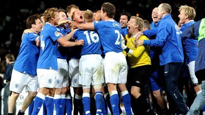 Soccer Aid (UK) - 03x01 2010 Teams Revealed
