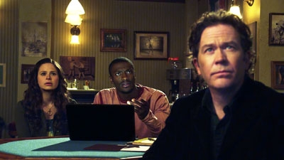 Leverage - 03x05 The Double-Blind Job