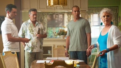 Burn Notice - 04x11 Blind Spot
