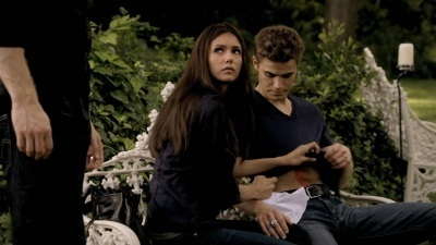 The Vampire Diaries - 02x01 The Return